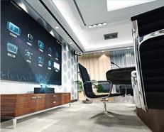 교육프로그램 판매 및 연수 - 회의실 이미지